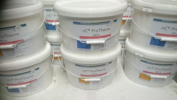 nC® ProTherm Thermal Insulating Coating
